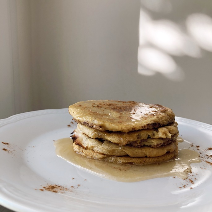 ✅ SUPER EASY AND HEALTHY PANCAKES