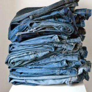 9 idee davvero furbe per riciclare i jeans