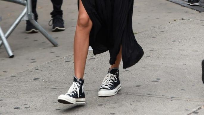 ✅ 5 ideas para llevar zapatillas Converse este otoño 2020